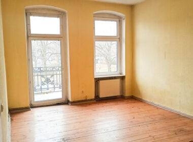 Centrum - 114 m2 - 4 pok. +  balkon