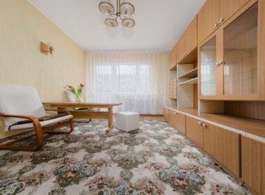 ul. Szafera | 2 pokoje + loggia | 42 m2 | 1 piętro