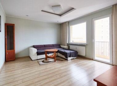 POGODNO - Wynajem 2 pokoje z balkonem