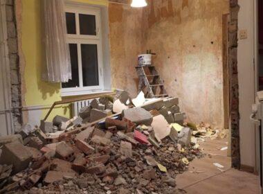 mieszkanie Śródmieście w trakcie kapit. remontu