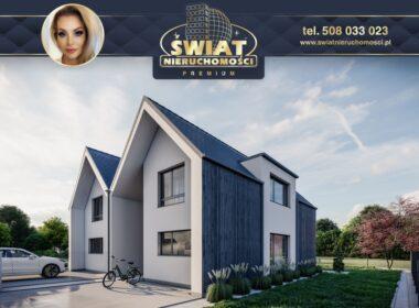 Nowoczesny dom na sprzedaż  -  Bezrzecze 122 m2