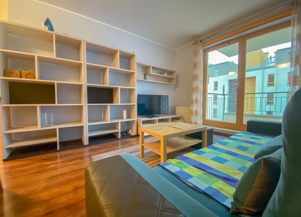 Zamieszkaj na Nowym Mieście! 2 pokoje dla Ciebie