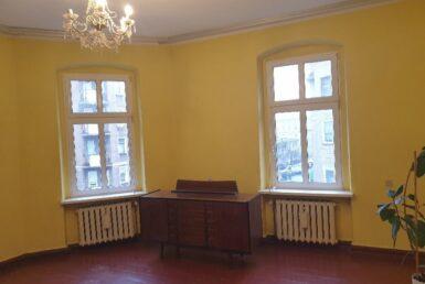 Mieszkanie przedwojenne w Śródmieściu