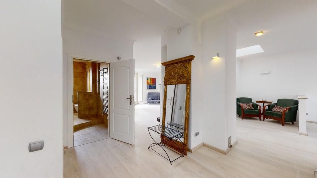 Apartament w samym centrum Szczecina 107m2.