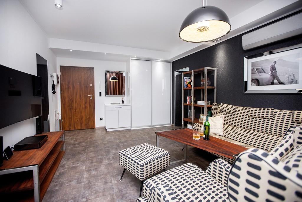 Luksusowy apartament 2 pokojowy na Gumieńcach