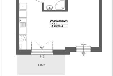 Apartamenty-nowe, Międzywodzie