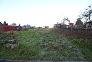 Goleniów - działka z wydanymi warunkami zabudowy