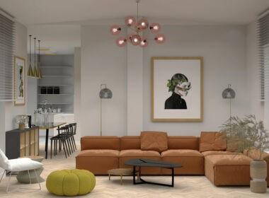 Mieszkanie 60 m2 z balkonem - Jasne Błonia.