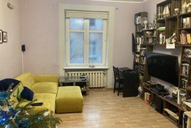 Mieszkanie 3-pokojowe w wyremontowanej kamienicy