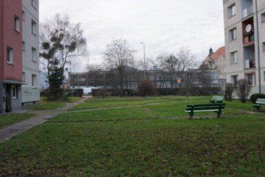 Szczanieckiej - mieszkanie na parterze