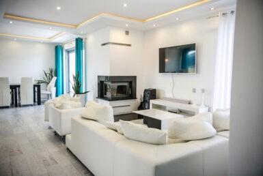 Inteligentny dom 216 m2 w zielonej okolicy