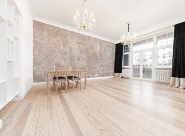 B. Śmiałego | 135 m2 | 2 balkony | ogrz. miejskie