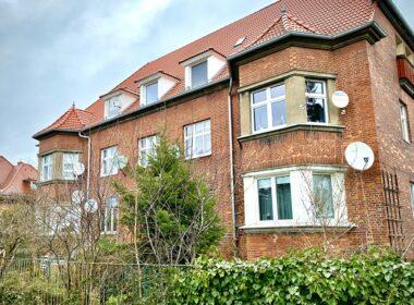 Duze mieszkanie 4 pokoje z OGRODEM!
