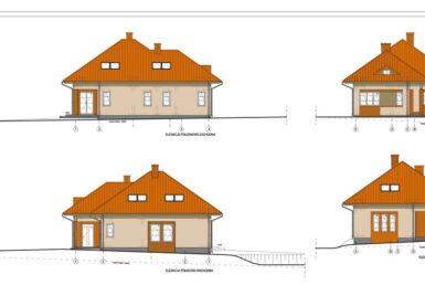 Nowo budowany dom wolno stojący 998000