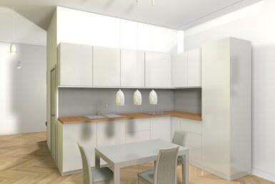 Nowe mieszkanie dwupokojowe w centrum Gryfina