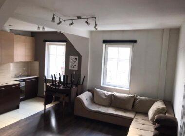 Mieszkanie 49 m2, 2 pokoje IV p. 1300+298
