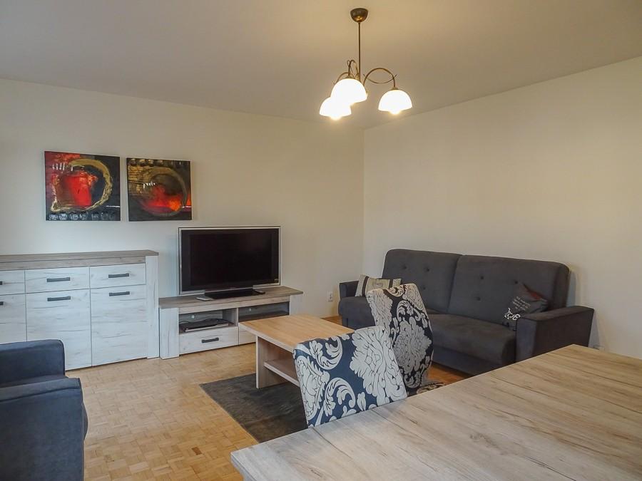 Centrum - Turzyn, 2 pokoje umeblowane 1500+485