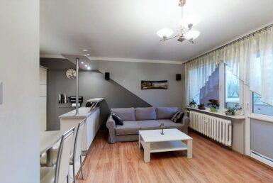 4 pokoje, 2 balkony na 1 piętrze,  os.Majowe