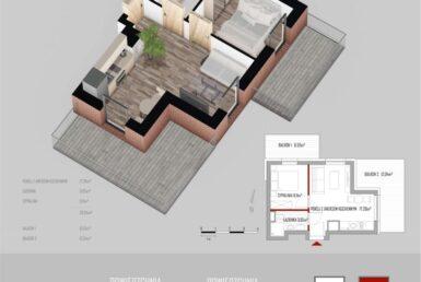 Apartament z 2 balkonami nad morzem! Super oferta!