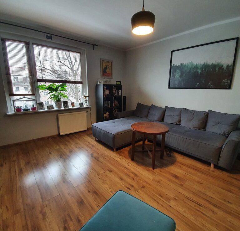Wyremontowane 3 pokoje na Pogodnie
