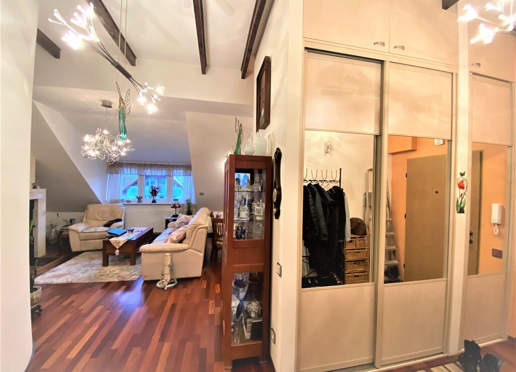 Bezrzecze - komfortowy apartament 56,7 m2 (72m2)