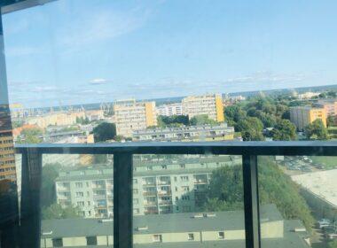 Nowe 2 pokojowe mieszkanie w Cetrum Szczecina